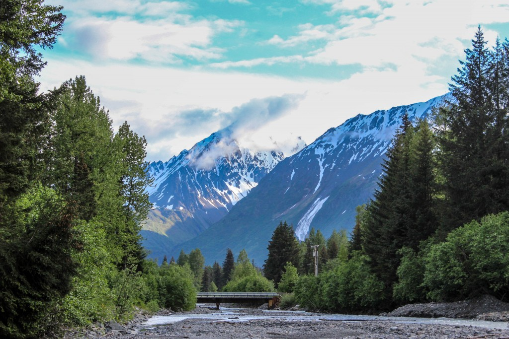 Stoney Creek RV Park - Seward AK