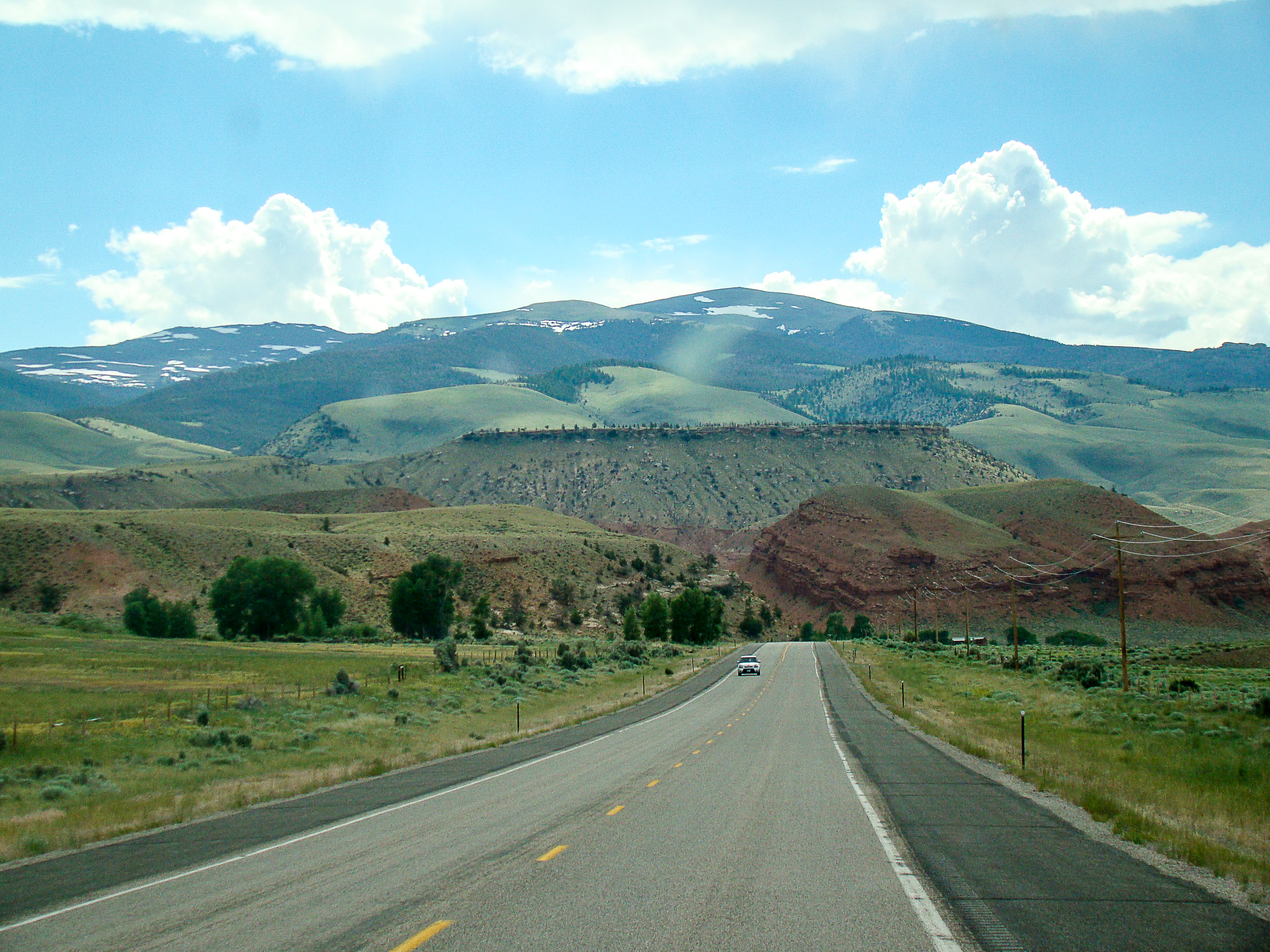 Wyoming usa Usa countryside pictures