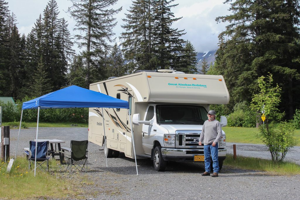 Stoney Creek Campground - Seward, AK