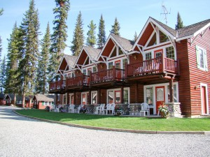Paradise Lodge - Lake Louise - Alberta, Canada