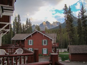 Paradise Lodge and Bungalows - View from Room