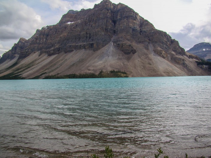 Bow Lake, Banff National Park, Alberta Canada