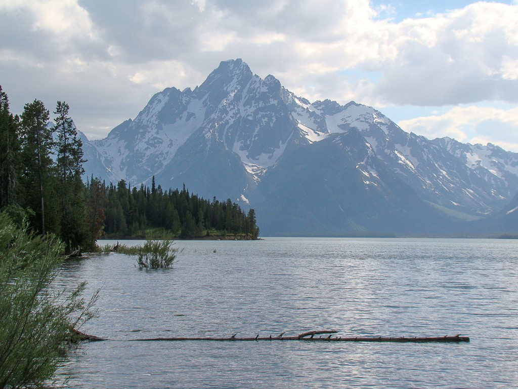 Jackson Lake, Grand Teton National Park Wyoming