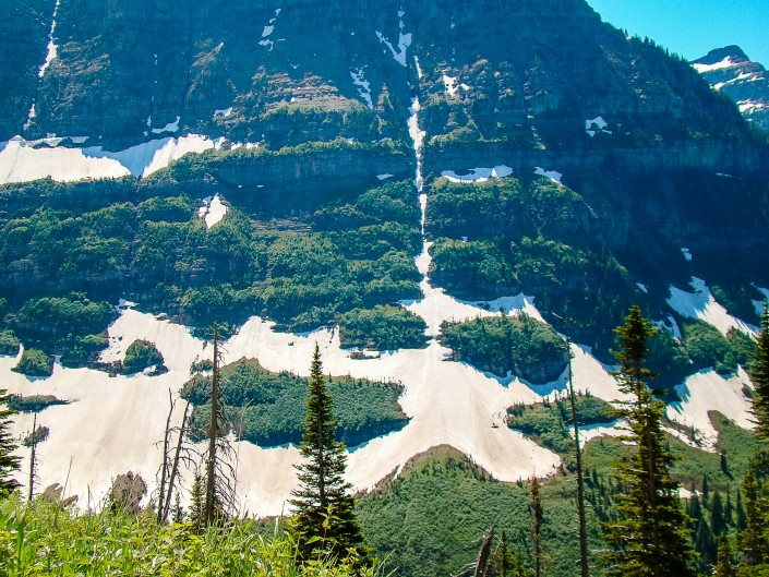 Going to the Sun Road - Glacier National Park, Montana