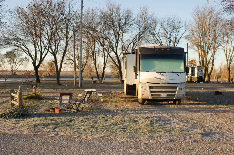 D&W Lake Campground