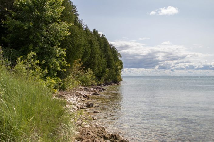 Whitefish Dunes State Park - Door County, Wisconsin
