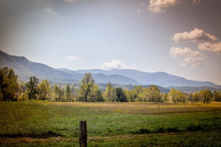 Cades Cove - Great Smoky Mountain National Park