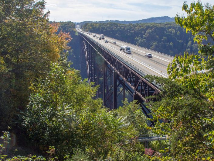 New River Gorge Bridge , West Virginia