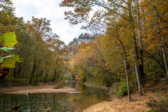 Fall on the Red River - Red River Gorge, Kentucky