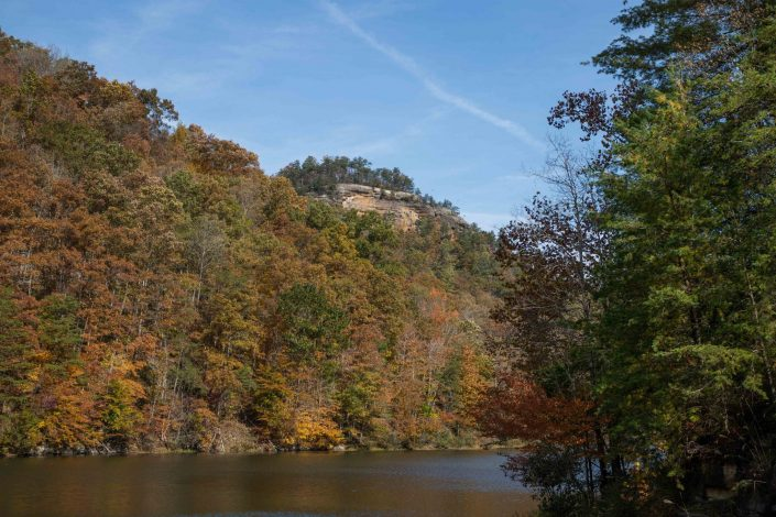 Mill Creek Lake - Red River Gorge, Kentucky